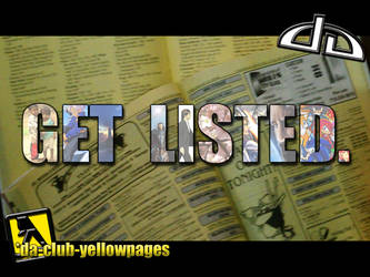 Get Listed by DA-club-yellowpages