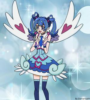 Yu-Gi-Oh! VRAINS - Blue Angel