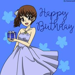 Happy Birthday Hayami
