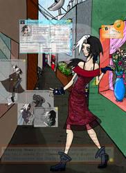 Dancing in the Street by SilverSugar