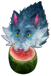 Giftart: Watermelon Wereric
