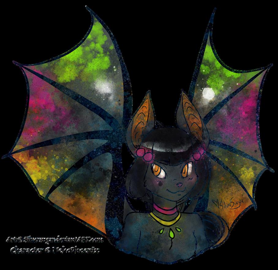 Art Trade: Batterfly by SilverSugar