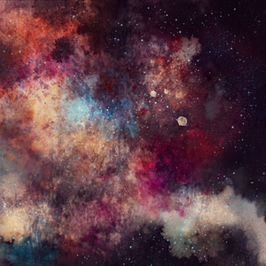 Stock 32: Painted Galaxy