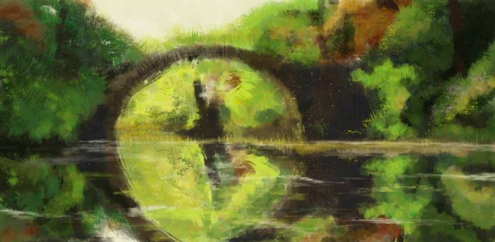 Landscape Practice -- Bridge