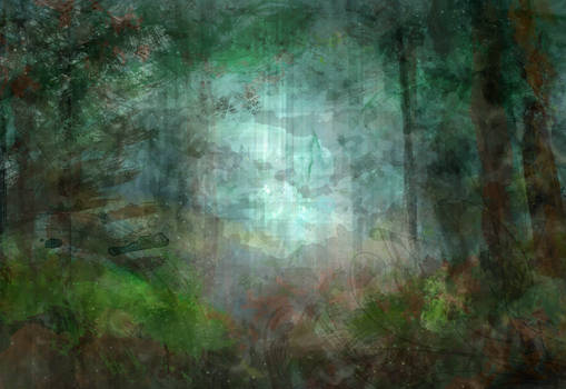 Stock: A Painted Forest