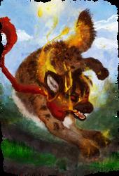 PCP: Heart of Fire by SilverSugar