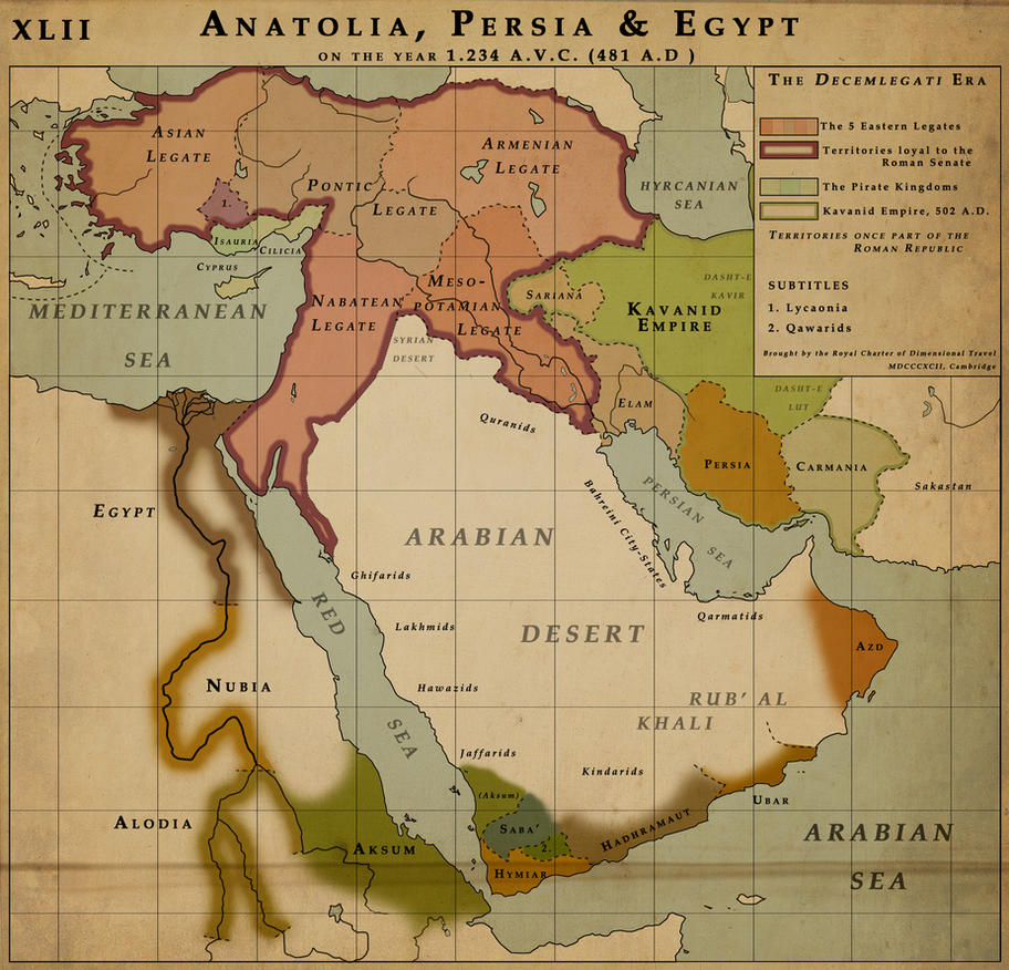 Near and Middle East, 482 A.D. by MarcosCeia on DeviantArt