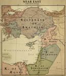 Near East et Latin Levant