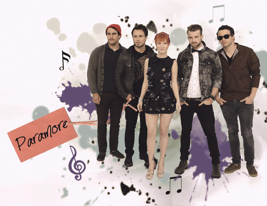 wallpaper paramore. Paramore wallpaper by