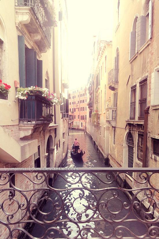 Dear Venice by dangerous-glow