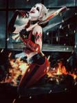 Harley Quinn by dangerous-glow