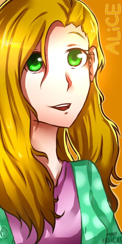 Alice by ysa27