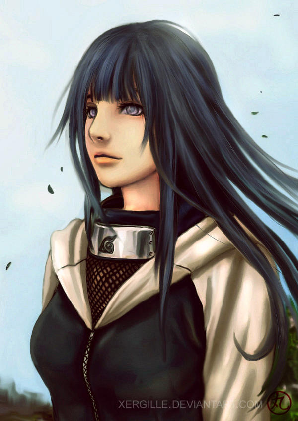 Hinata_by_Xergille