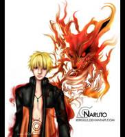 Naruto by Xergille