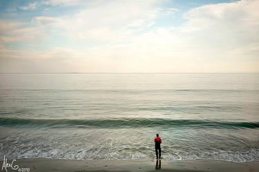 Ocean Fishing by Girolamo