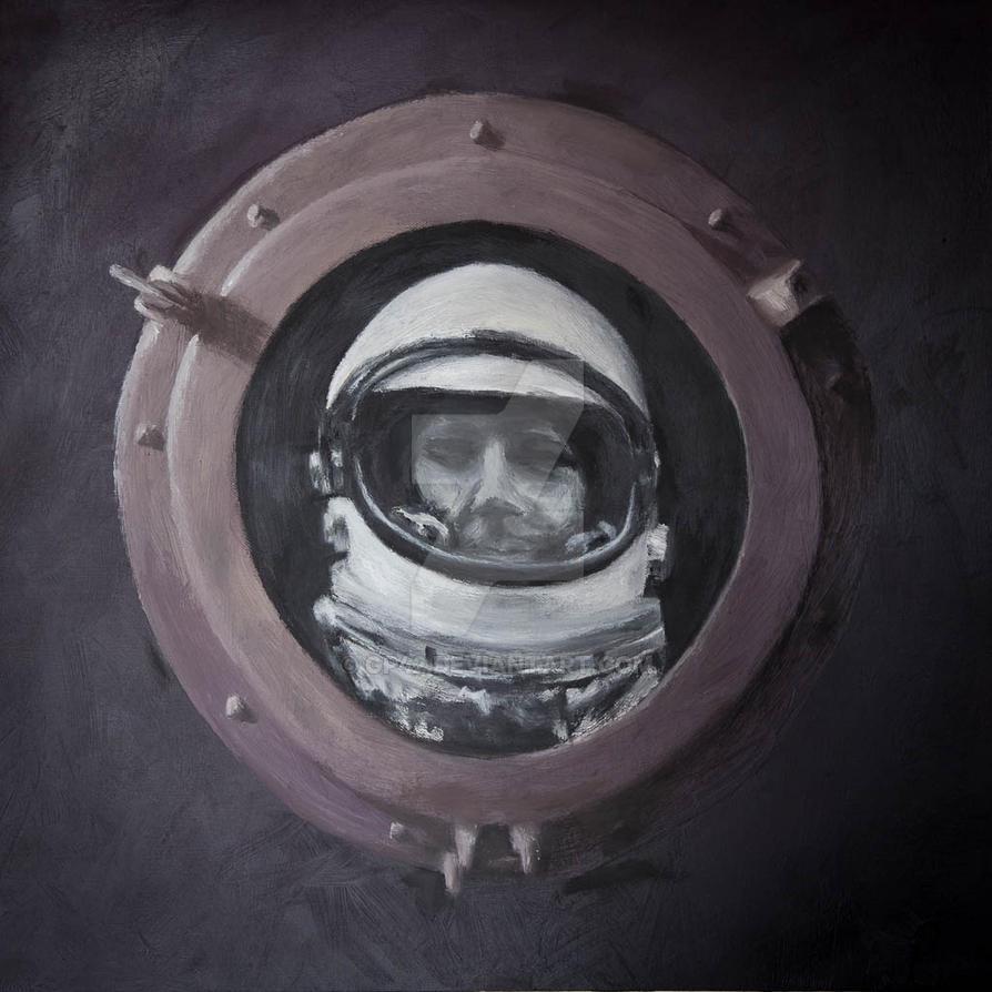Gagarin by gp42