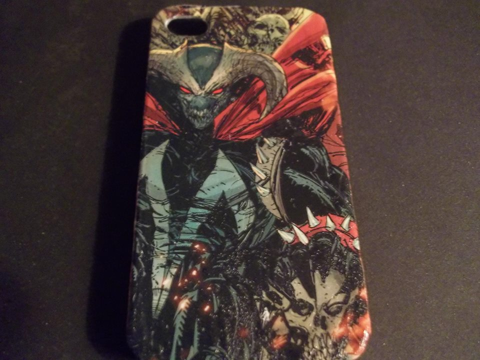 Omega spawn iphone 5 case by drasislotharian on deviantart omega spawn iphone 5 case by drasislotharian voltagebd Images