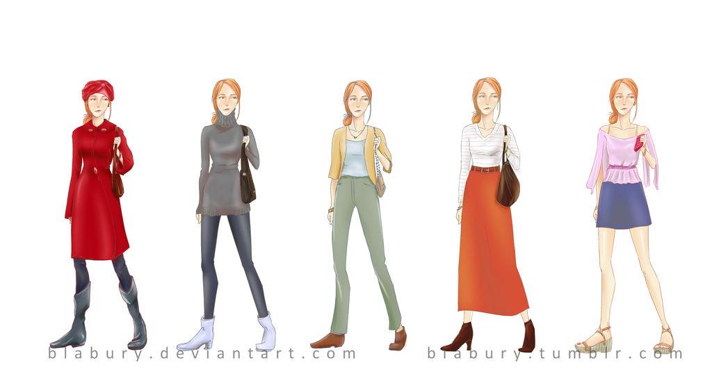 Wardrobe by Blabury