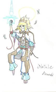 Holy Priestess Natalie