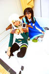 Outlaw Star at Katsucon 20