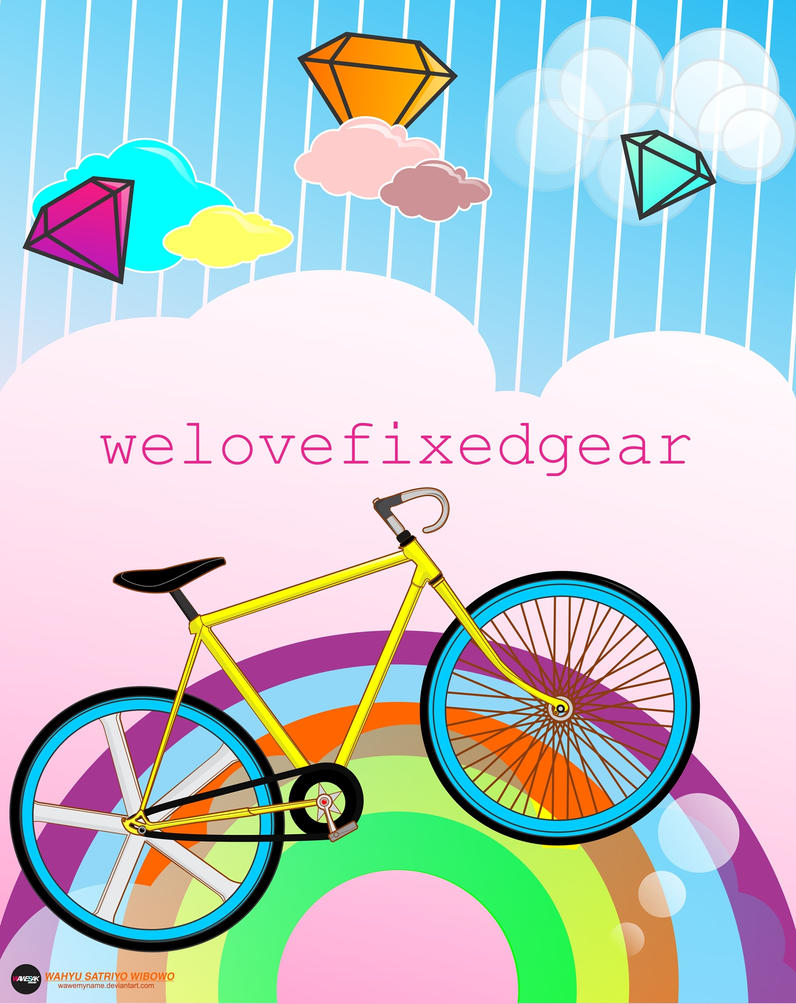 welovefixedgear by wawemyname