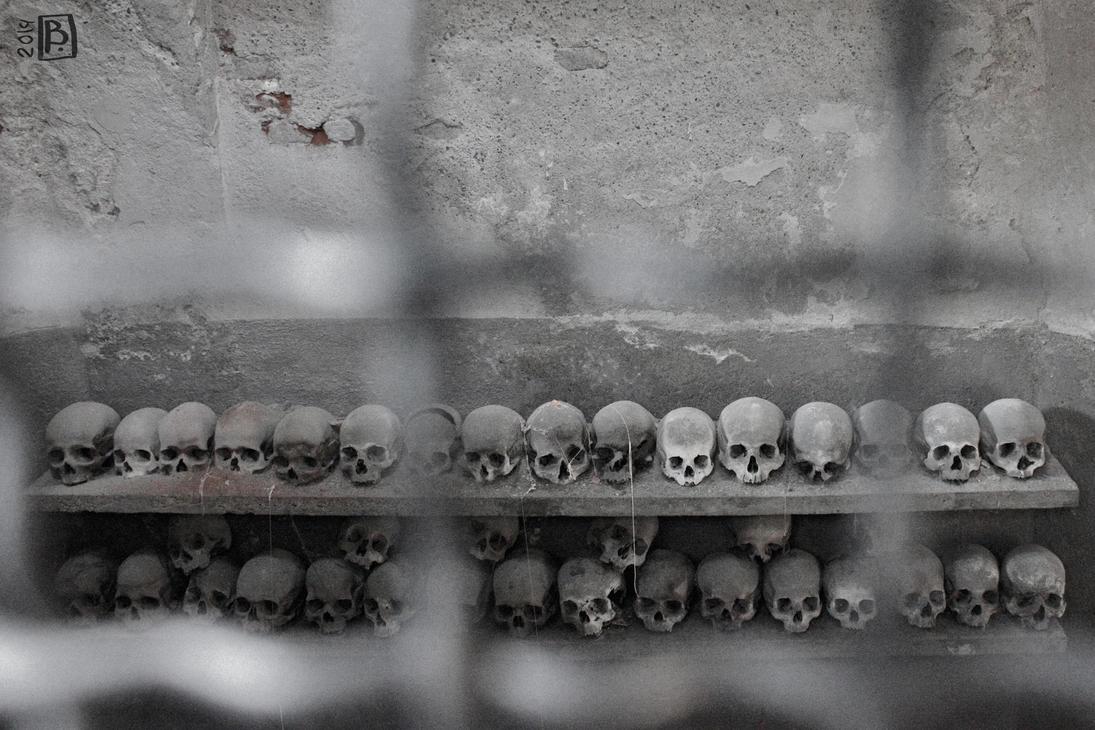 Catacombs by Bimtav