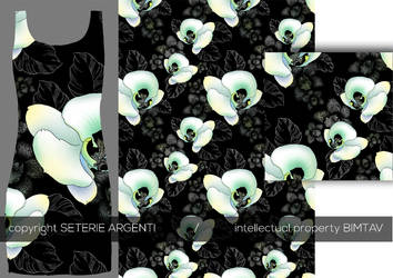 orchid pattern