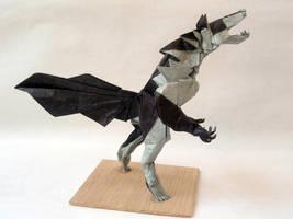 Werewolf by Finward-Erendash