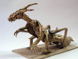 Metallic Insect by Finward-Erendash