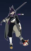 Mozora Demon Slayer Oc