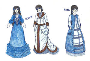 Victorian Clothing - 1