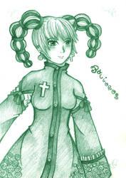Sketch-Paliurus