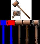 Hardwood Battlehammer