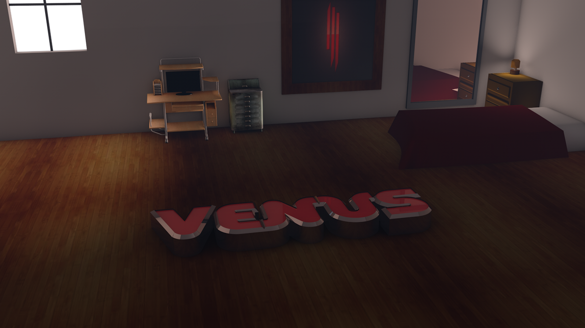 Wallpapper Venus2 by venusfx