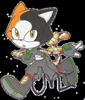 Maneki the Calico Cat [CLOSED]