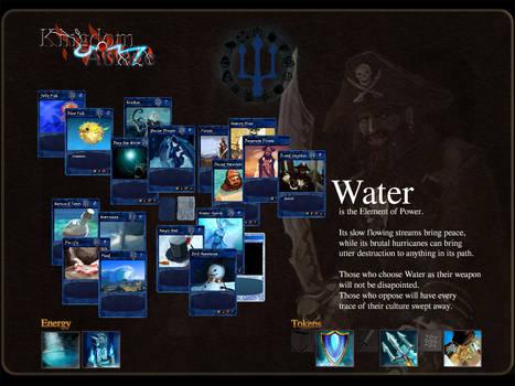 Kingdom Ablaze Water Overview