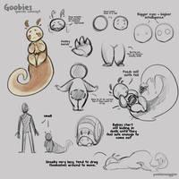 Goobie Species Concept by pw-adopts