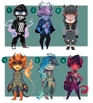 Monster adopts xi [closed]