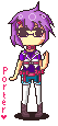 Porter Pixel (commission) by LizToonsewe