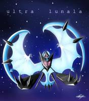 Ultra Lunala by Almoprs