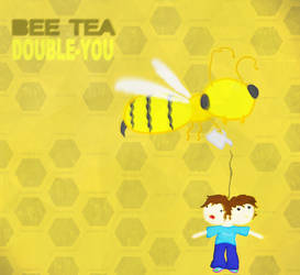 Bee Tea Double-You by BlueHippo