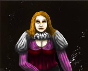 Solena portrait by agus2111