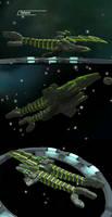 Ophyon destroyer