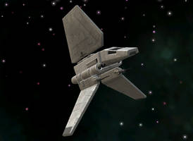 Lambda class t-4a shuttle by C-B-Liberty