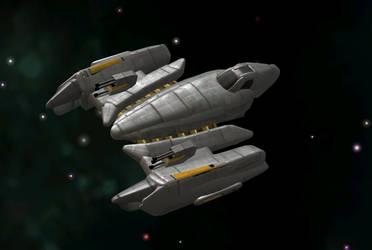 Belbullab-22 Starfighter by C-B-Liberty