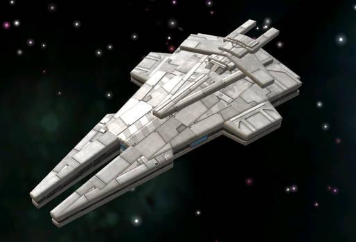 Harrower class dreadnought