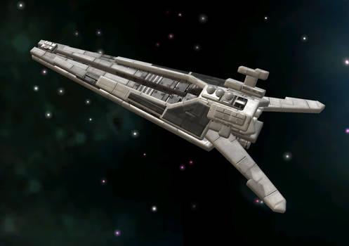 Terminus class destroyer