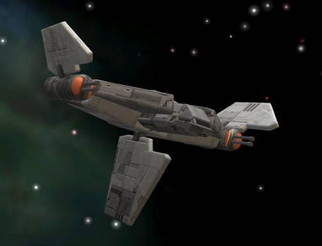 Imperial transport shuttle