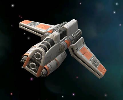 Fortitude class assault shuttle