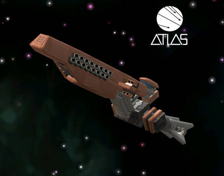 ATLAS Q-type battlecruiser